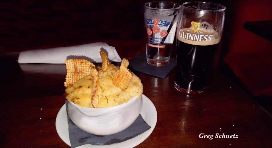Brocach Beer and Fries