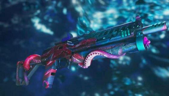 PP19 Bizon - Devilfish (Изображение предоставлено Activision)