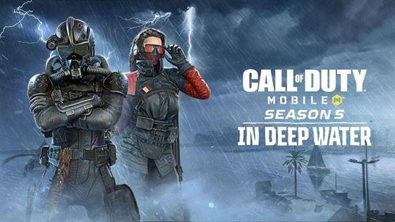 COD Mobile Season 5: In Deep Water Battle Pass так же увлекателен, как и его название (Изображение предоставлено Activision)