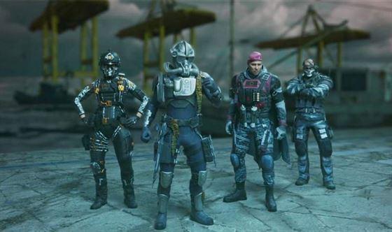 Предстоящие эпические операторы в боевом пропуске 5-го сезона (Изображение предоставлено Activision)