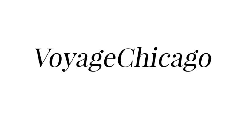 Logo for Voyage Chicago