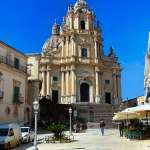 Cathedral in Ragusa, Sicily