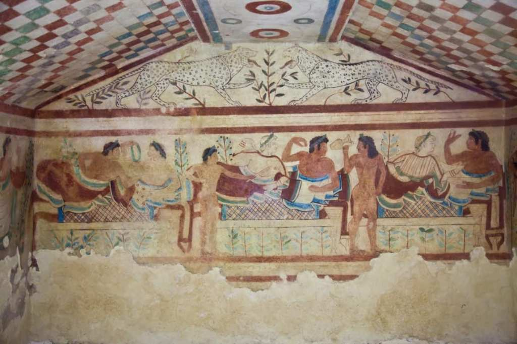 Day trips from Rome: the Etruscan tombs of Tarquinia
