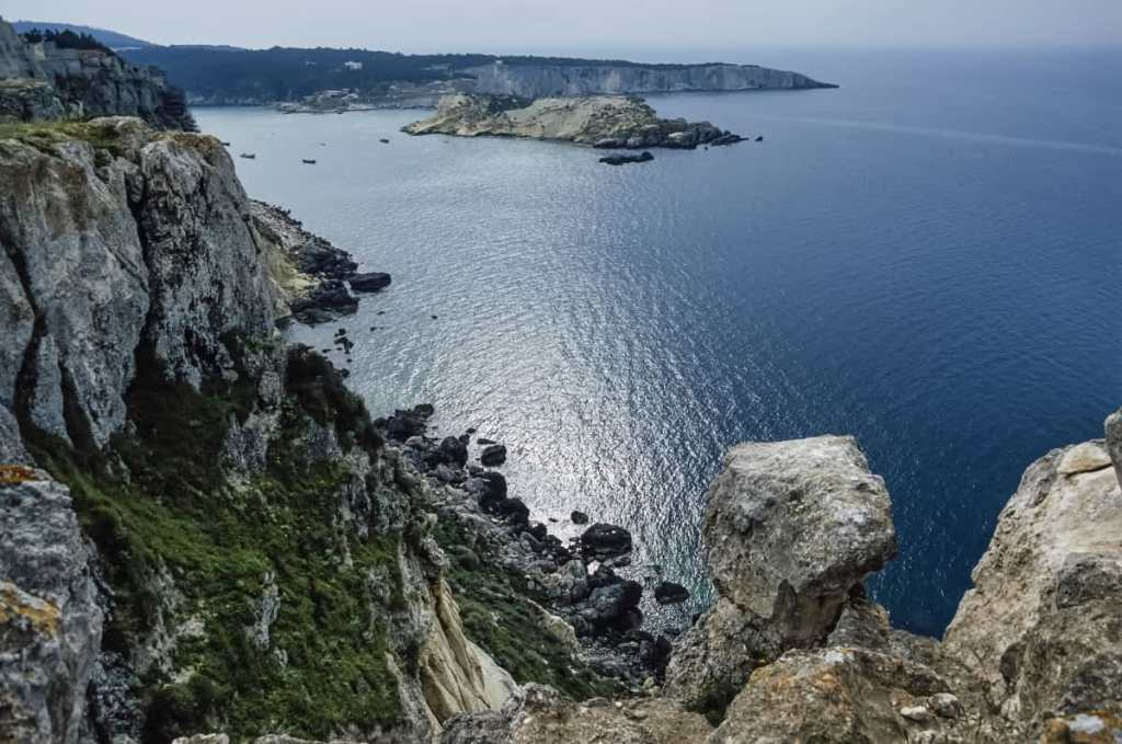 Best Italian islands: San Domino island in Puglia