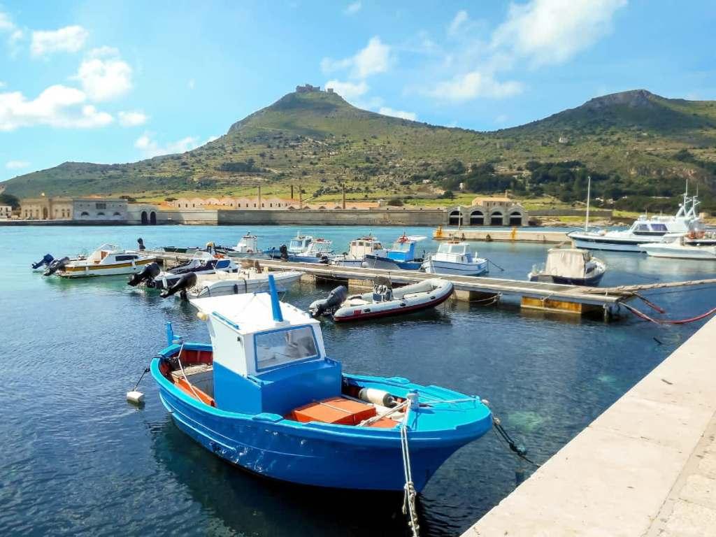 Best Italian Islands: Favignana island in Sicily