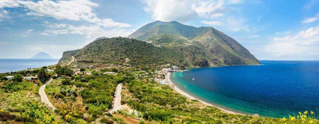 Best Italian Islands: Filicudi island in Sicily