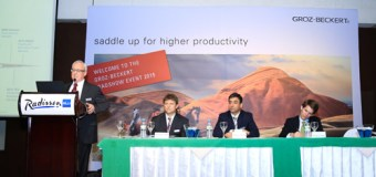 Groz-Beckert launched first road show in Bangladesh