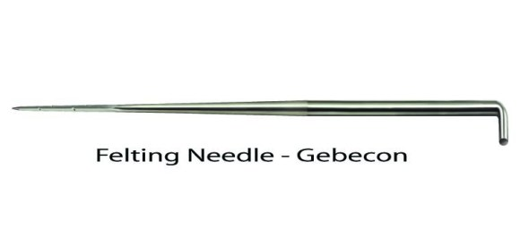 Felting Needle - Gebecon