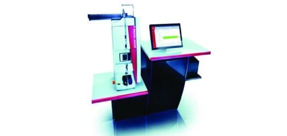 USTER® TESTER 6-C800 – The quality testing system