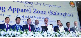 BGMEA, CCC Signed MoU to Build Apparel Zone in Chittagong