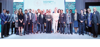 Conference on Sustainable Sourcing in RMG Sector Held