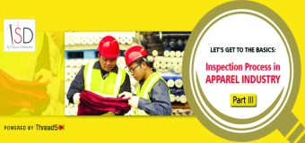 Inspection Process in Apparel Industry Part III
