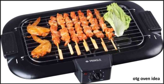 pringle barbeque grill
