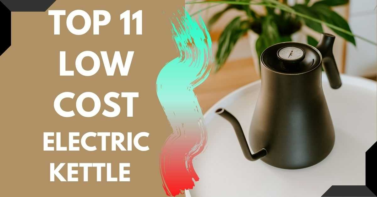 top 11 electric kettle in india 2020