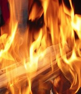Feuer im Feng Shui