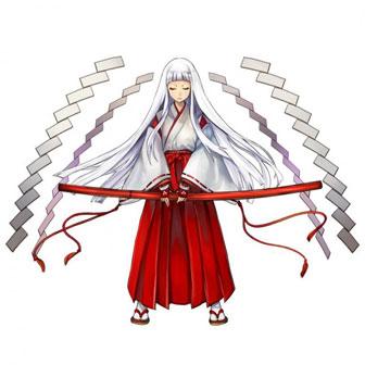 オセロニア 刀巫女・セン