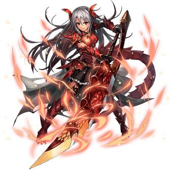 オセロニア [赤き竜鱗の剣]アルン
