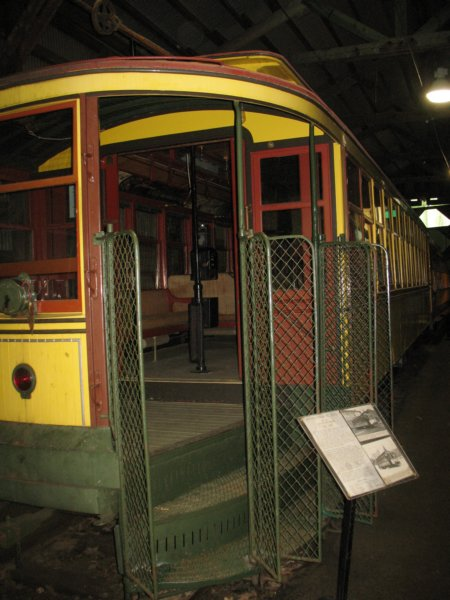 Twin Cities Railway Company Gate Car