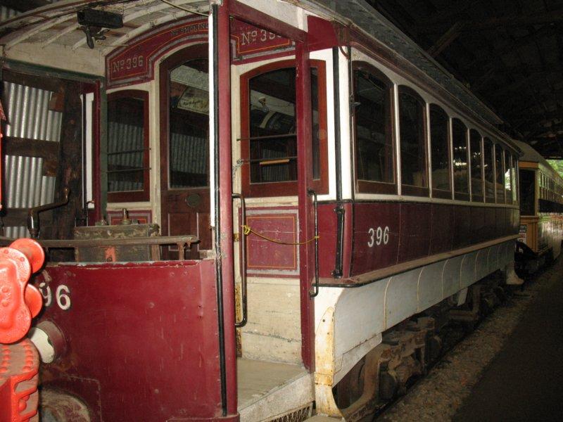 Boston Special streetcar