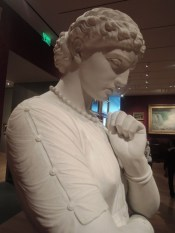 Medea (about 1868-80), deep in plotting, as envisioned by William Wetmore Story.