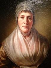 Mrs. Charles Willson Peale (Hannah Moore) 1816 Charles Willson Peale (American, 1741–1827)