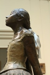 Edgar Degas, The Little Fourteen-Year-Old Dancer, ca. 1880, cast 1922