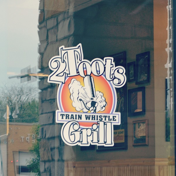 2TootsTrain Whistle Grill