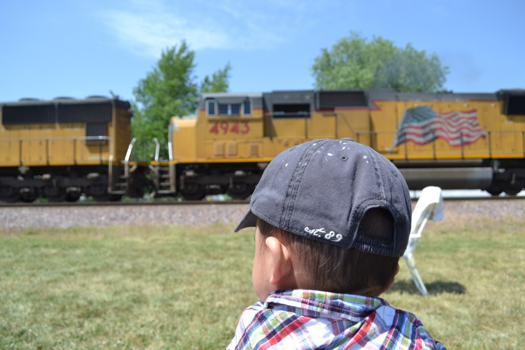 Family Fun – Rochelle Railroad Park