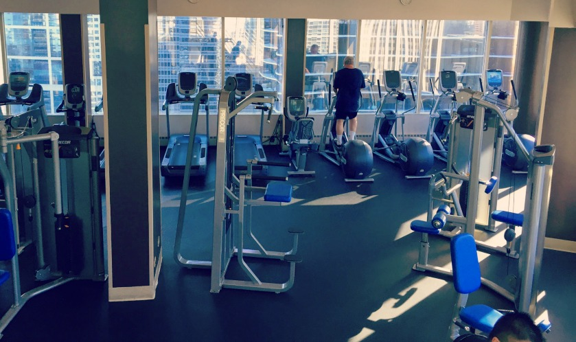 Swissotel Chicago Fitness Centre