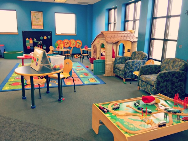 Algonquin Area Library Playspace