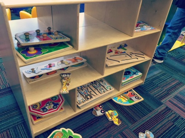 Elk Grove Library Puzzles