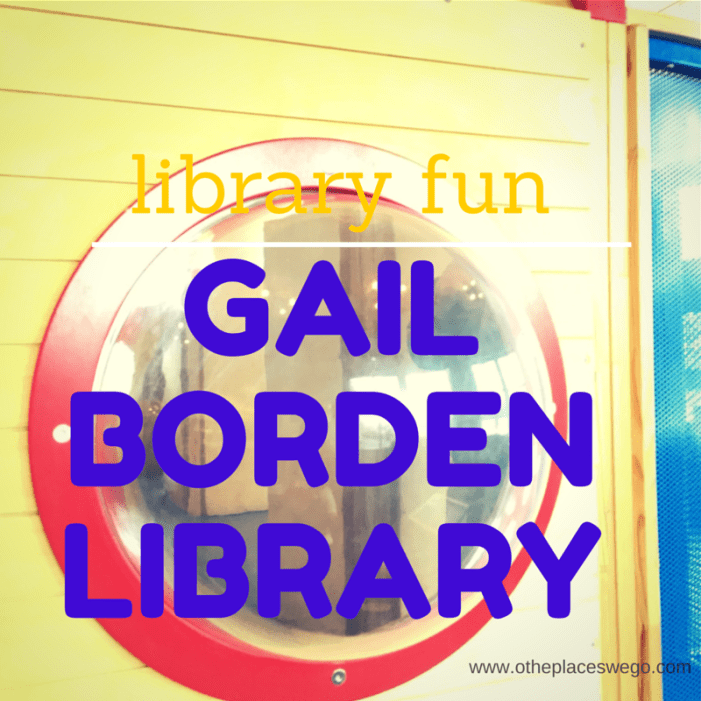 Gail Borden Library Elgin