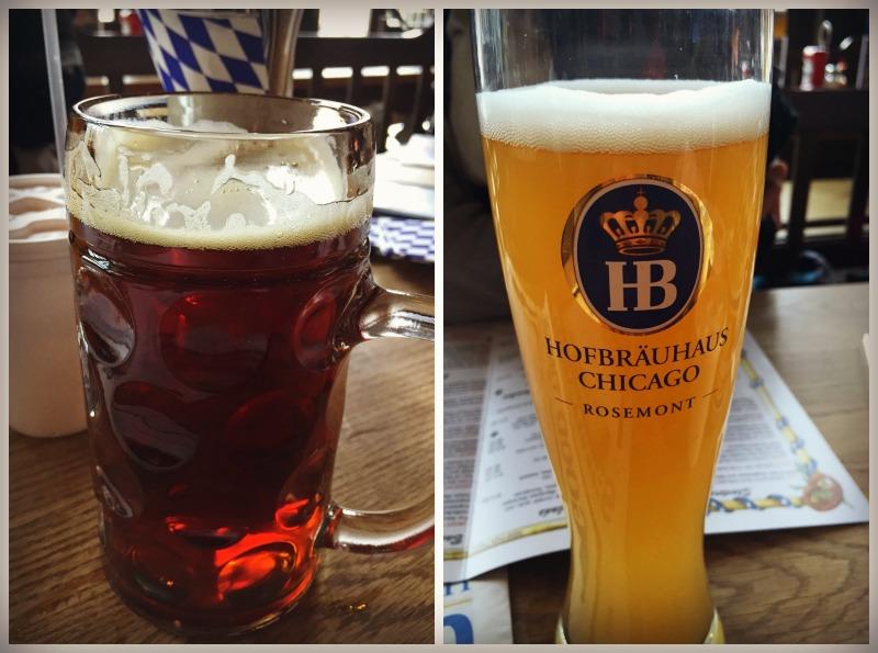 Hofbrauhaus Chicago Beer