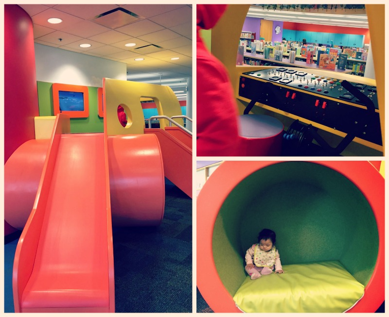 Wauconda Area Library Slide Features
