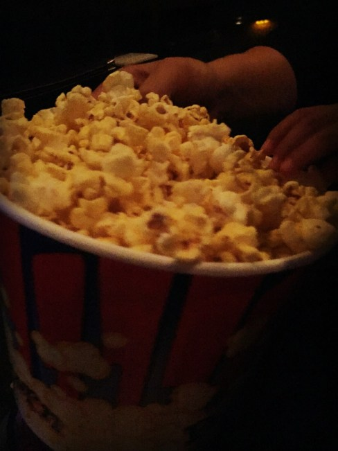 Star Cinema Grill Bar Popcorn