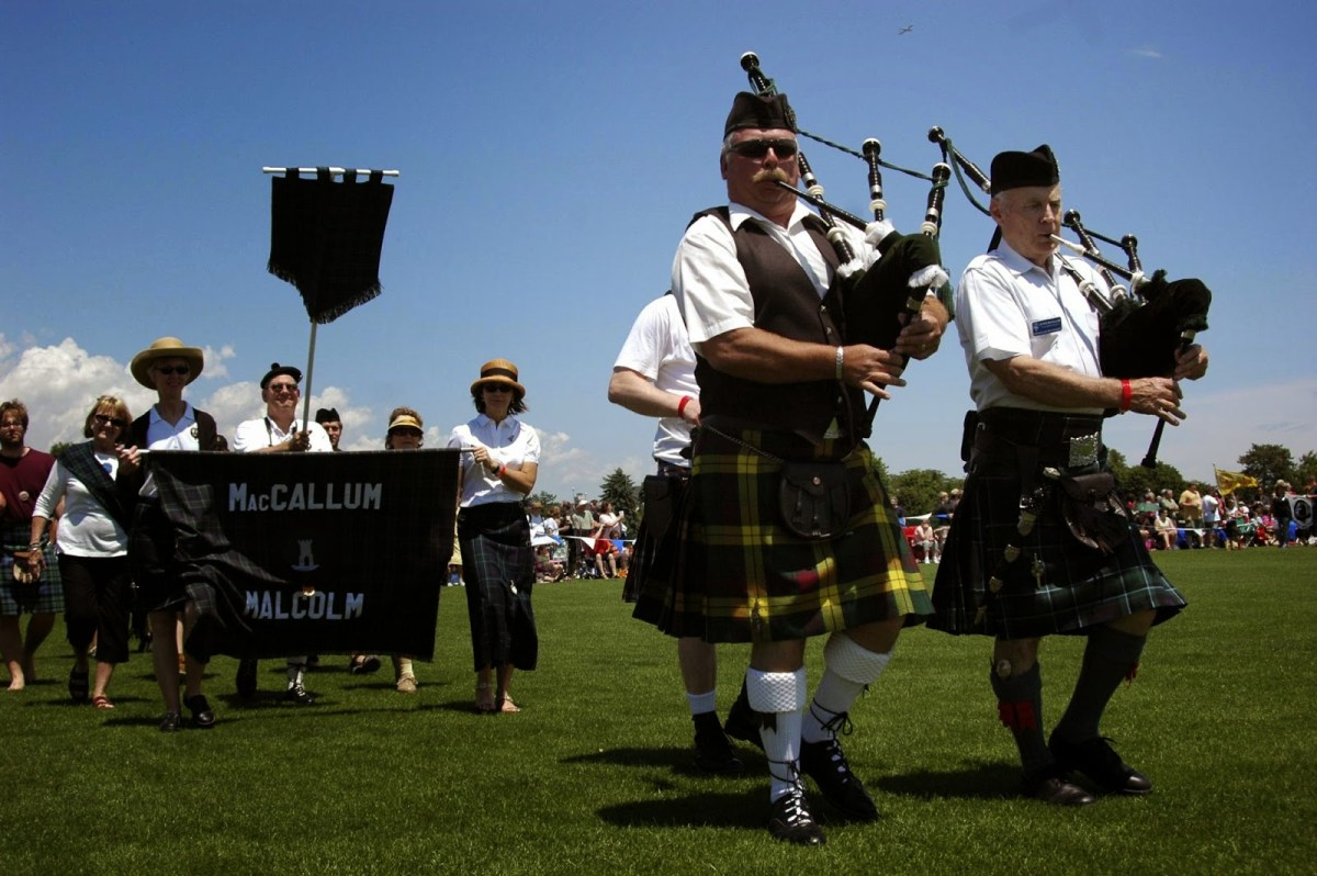 Family Fun Review: Scottish Festival and Highland Games, Itasca