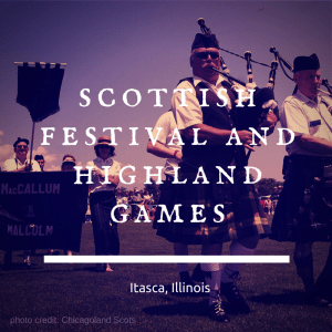 Scottish Festival and Highland Games Itasca Illinois