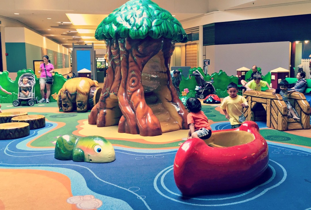 Spring Hill Mall West Dundee Play Space