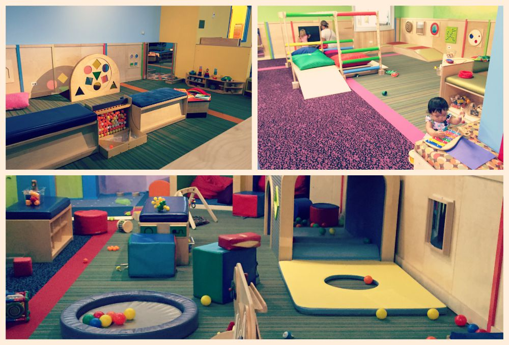 DuPage Childrens Museum Grand Reopening Kids Area
