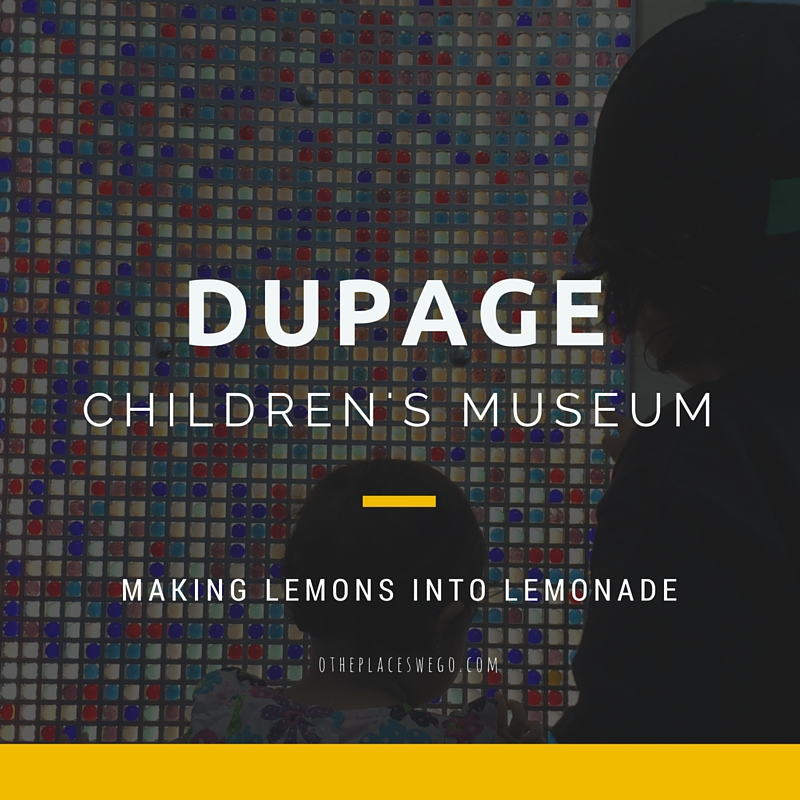 DuPage Children's Museum is back and better than ever!