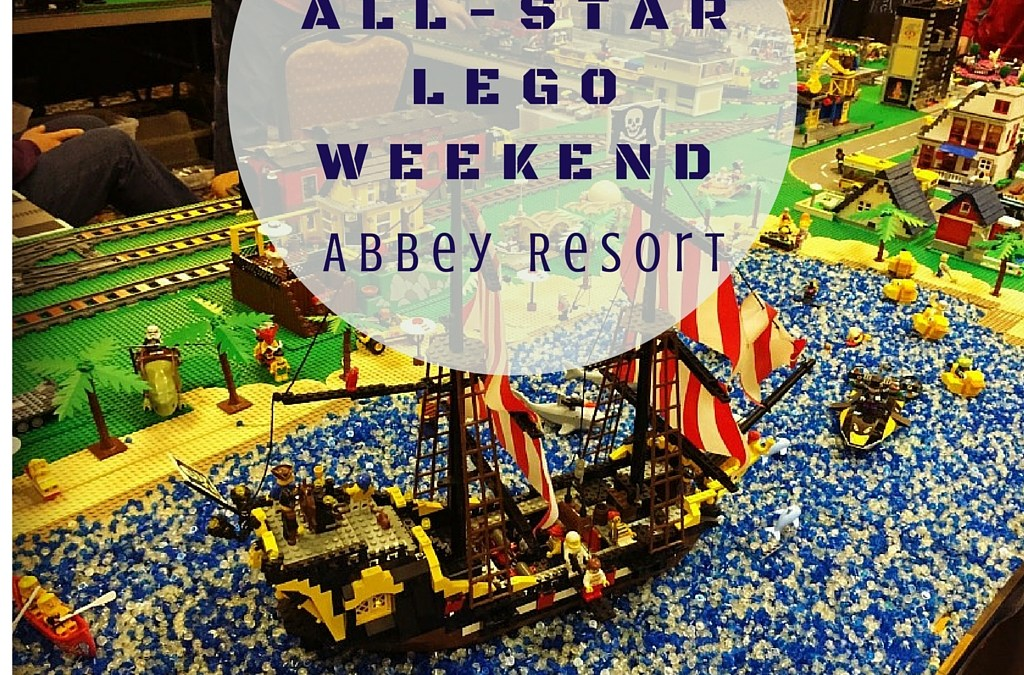 Fun All-Star LEGO Weekend coming back to The Abbey Resort