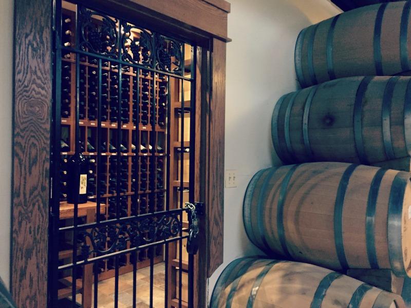 Lynfred-Winery-Secret-Cellar