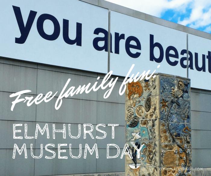 Elmhurst Museum Day
