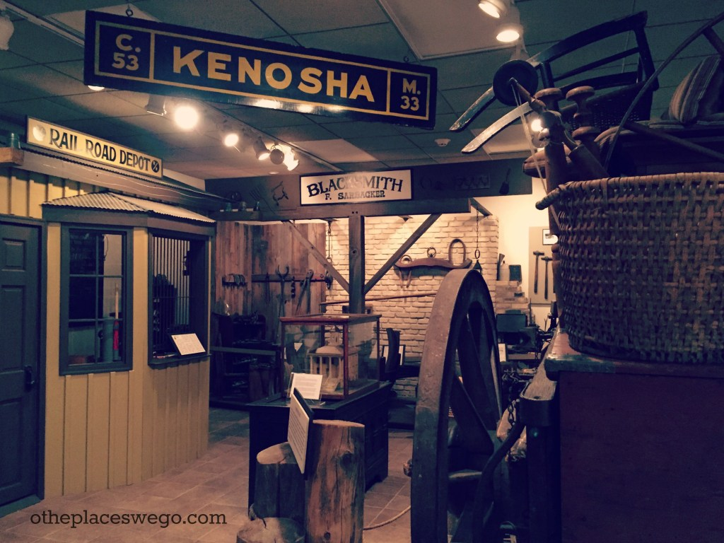 Kenosha History Center - Streets