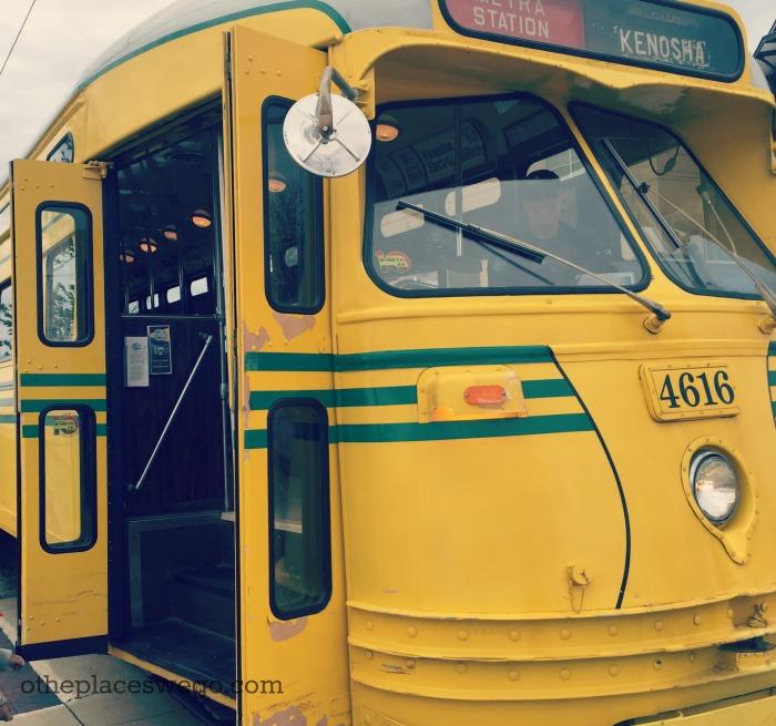 Kenosha Streetcar