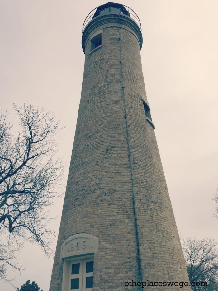 Kenosha Wisconsin - Southport Lighthouse