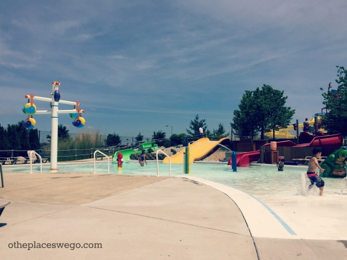 Raging Waves Waterpark - Kids Area