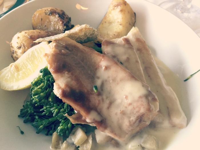 Grand Hotel Mackinac Island - Dinner Entree Fish