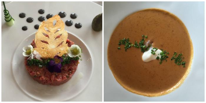 Grand Hotel Mackinac Island - Jockey Club Appetizers
