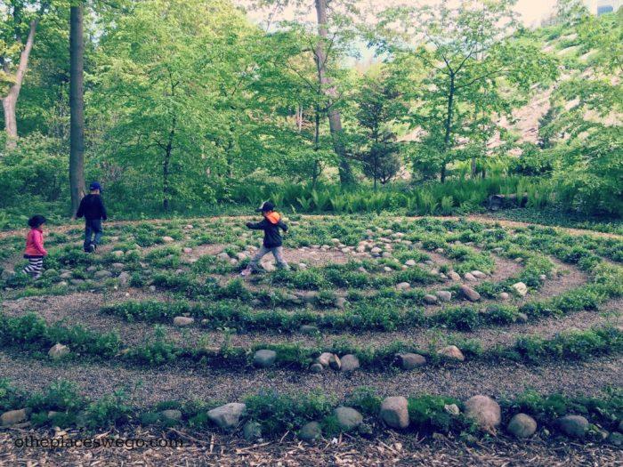 Grand Hotel Mackinac Island - Labyrinth